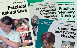 Image for Manual packs - Veterinary nursing